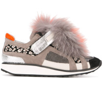 'Fur Runner' Sneakers