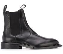 Chelsea-Boots mit eckiger Sohle