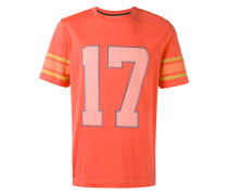 """T-Shirt mit """"17""""-Stickerei"""