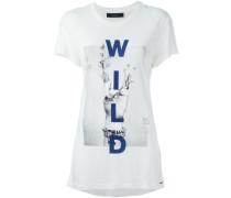 """T-Shirt mit """"Wild""""-Print - women"""