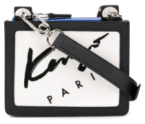 signature crossbody bag