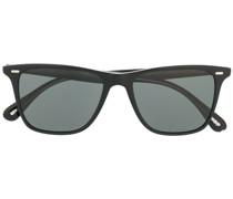 square-framed sunglasses