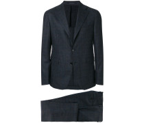 classic single-breasted suit