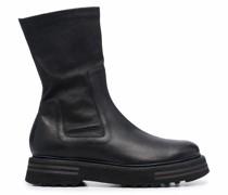 Slip-On-Boots mit dicker Sohle