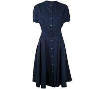 - Hemdkleid mit Gürtel - women - Baumwolle - 6
