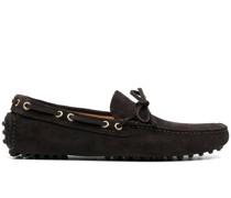 Loafer mit Schleifenverschluss