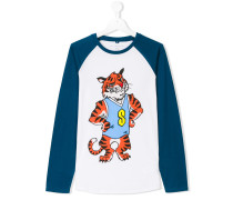 Teen Max tiger print T-shirt