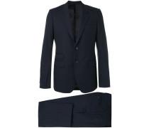 two button suit - men