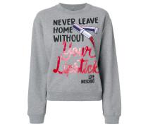'Lipstick' Sweatshirt