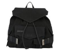 military backpack - women