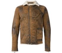 furry interior jacket