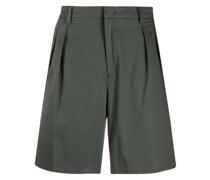 Klassische Shorts mit Bundfalten