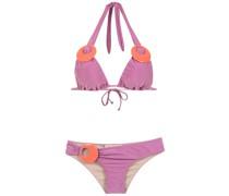 Bikini mit Knöpfen