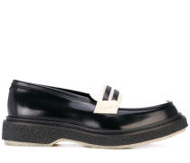 Loafer mit Einsatz