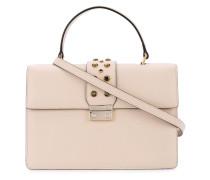 Handtasche mit Nieten