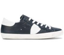 Sneakers mit Schnürung - kids - Leder/rubber