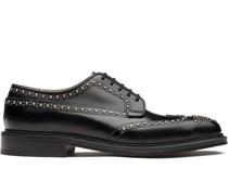'Grafton' Derby-Schuhe mit Nieten