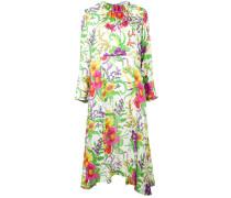 'Slide' Kleid mit floralem Print