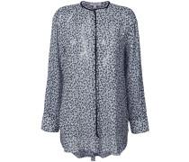 animal print shirt - women - Seide/Baumwolle - 3