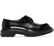 Type 124 Derby-Schuhe