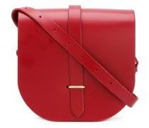 Klassische Satteltasche - women - Leder