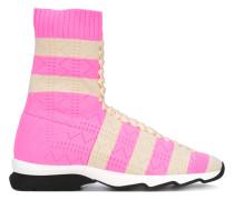 - striped sneakers - women