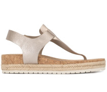 'Flint' Wedge-Sandalen