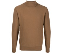 rollneck knit jumper