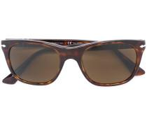 Sonnenbrille mit Schildpattoptik