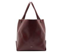 medium Pliage leather tote bag