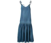 - Jeanskleid mit tiefer Taille - women