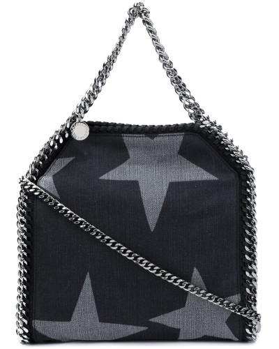 stella mccartney damen mini 39 falabella 39 handtasche reduziert. Black Bedroom Furniture Sets. Home Design Ideas