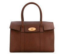 gold-tone hardware medium tote