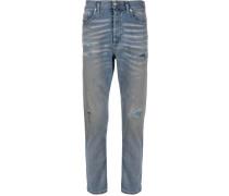 Halbhohe 'D-Eetar' Jeans