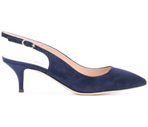 slingback stiletto pumps