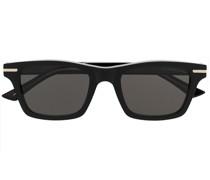 Eckige '1337' Sonnenbrille