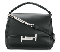 Double T small satchel