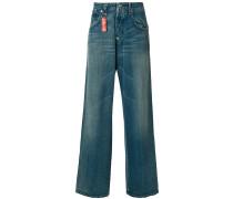 Jeans mit weitem Schnitt