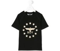 'Globe Star' T-Shirt