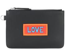 Love mini clutch bag