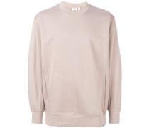 'XbyO' Sweatshirt mit Rundhalsausschnitt