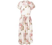 Jasper Kleid mit Blumen-Print