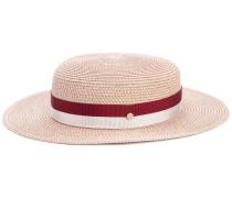Lila hat - women - Stroh - L