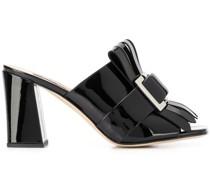 Sandalen mit Fransen