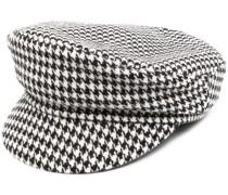 Mütze mit Muster