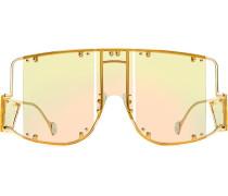 'Blockt' Sonnenbrille