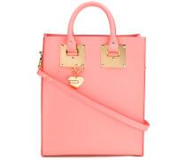 Handtasche mit Herzanhänger
