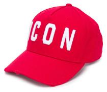 """Baseballkappe mit """"Icon""""-Stickerei"""