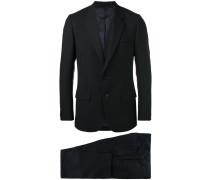 Zweiteiliger Anzug - men - Wolle/Viskose - 50