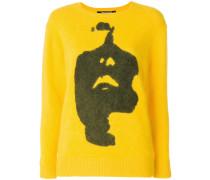 'Siouxsie' Pullover mit Print